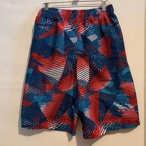 Under Armour Swim - Nwt Under Armour Boys Petrol Blue Swim Shorts YXL
